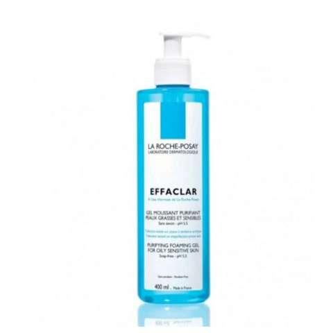 La Roche-Posay Effaclar Gel Purificante, 400 ml ! Farmaconfianza