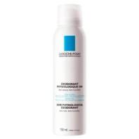 La Roche Posay Desodorante Fisiológico Piel Sensible Aerosol, 150ml