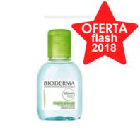 Bioderma Sebium H2O Solución Micelar Pieles Mixtas, 100 ml.