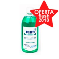 Kin Enjuague Bucal, 500 ml. | Farmaconfianza