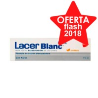 LacerBlanc Plus Pasta Dental Blanqueadora d-Citrus, 75 ml. ! Farmaconfianza