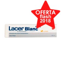 LacerBlanc Plus Pasta Dental Blanqueadora d-Citrus, 125 ml