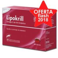 Deiters LIPOKRILL, 60 cápsulas blandas