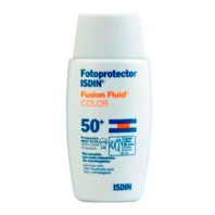 Isdin Fotoprotector 50+ Fusion Fluid Color, 50 ml. | Farmaconfianza