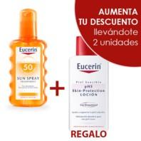 Eucerin Sun Spray Transparent SPF 50 200ml Oferta.| Farmaconfianza