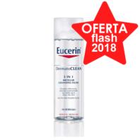 Eucerin DermatoCLEAN 3 en 1 Solución Micelar Limpiadora 200 ml