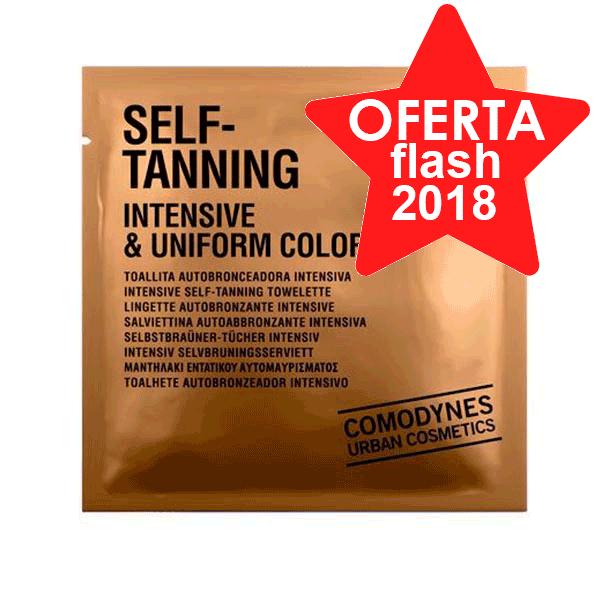 Comodynes Intensive & Uniform Color Toallitas Autobronceadoras, 8 unidades|Farmaconfianza