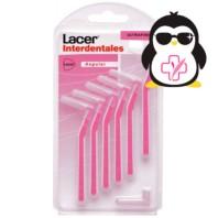 Lacer Cepillo Interdental Ultrafino Angular, 6u