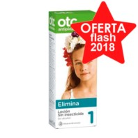OTC Loción antipiojos sin insecticida, sin alcohol, 125 ml | Farmaconfianza