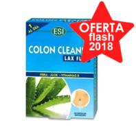 ESI Colon Cleanse Flor, 30 cápsulas