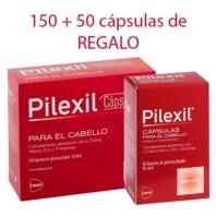 Pilexil Cabello 150 Cápsulas + 50 de REGALO ! Farmaconfianza