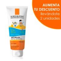La Roche-Posay Anthelios Dermo-Pediatrics SPF50 Leche Aterciopelada 250ml. | Farmaconfianza