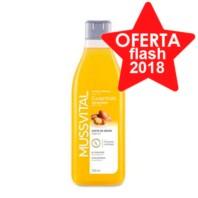 Mussvital Essentials Gel de Baño Nutritivo con Aceite de Argán, 750 ml | Farmaconfianza