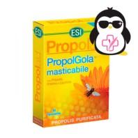 ESI Propolaid PropolGola Masticable Sabor Miel, 30 tabletas|Farmaconfianza