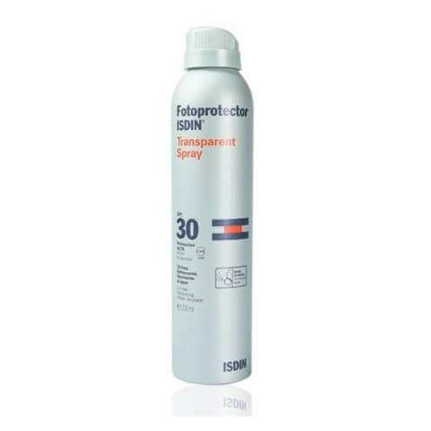 ISDIN Fotoprotector Spray Transparente SPF30, 200ml. | Farmaconfianza