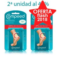 Compeed Ampollas Medianas Duplo ! Farmaconfianza