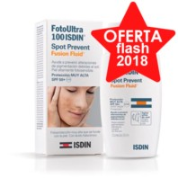 Isdin Fotoprotector Ultra 100+ Spot Prevent Fusion Fluid, 50 ml