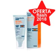 ISDIN Fotoprotector Gel Cream Dry Touch Color SPF50, 50ml. | Farmaconfianza