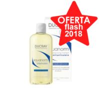 Ducray Squanorm Champú Caspa Grasa, 200ml. | Farmaconfianza