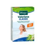 Kneipp Valeriana Classic, 60 grajeas.