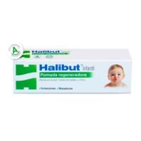 Halibut Pomada Infantil Regeneradora, 45gr | Compra Online