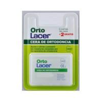 Lacer Ortolacer Cera de Ortodoncia, 7 barritas ! Farmaconfianza