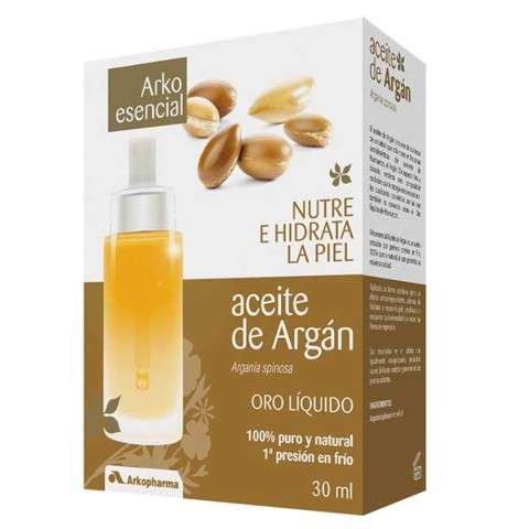 Arkoesencial Aceite de Argán, 30ml ! Farmaconfianza