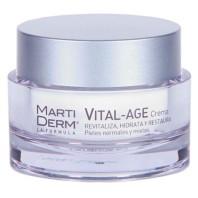 Martiderm Vital Age Crema Pieles Normales y mixtas, 50 ml.