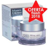 Martiderm Vital Age Crema Pieles Secas y Muy Secas, 50 ml. | Farmaconfianza