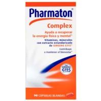 Pharmaton Complex, 90 cápsulas ! Farmaconfianza