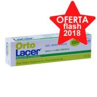 Lacer Ortolacer Gel Dentífrico Lima Fresca, 75 ml ! Farmaconfianza