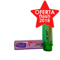 Lacer Cepillo Dental de Viaje Adulto ! Farmaconfianza