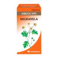 Arkocápsulas Migranela, 48 cápsulas ! Farmaconfianza