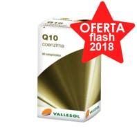 Vallesol Coenzima Q10, 60 comprimidos|Farmaconfianza