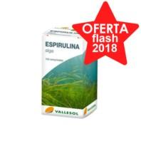 Vallesol Espirulina, 100 comprimidos