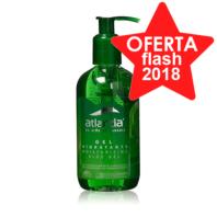 ATLANTIA Gel Hidratante Aloe Vera de Canarias 100% Ecológico, 250 ml