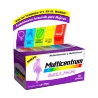 Multicentrum Mujer, 30 comprimidos. ! Farmaconfianza