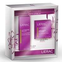 LIERAC Pack Oferta LIFTISSIME Crema Sedosa 50 ml. + Serum 30 ml. | Farmaconfianza