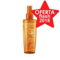 Bioderma Photoderm Bronz Aceite Seco Spray SPF30, 200 ml