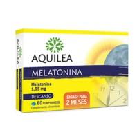 Aquilea Melatonina 1,95 mg, 60 comprimidos | Compra Online
