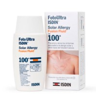 ISDIN Solar Allergy Fusion Fluid SPF100+, 50 ml. ! Farmaconfianza