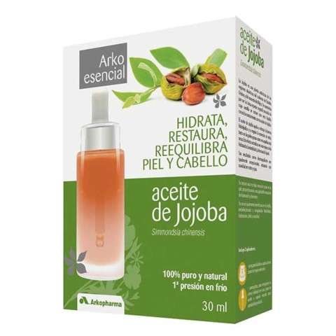 Arkoesencial Aceite de Jojoba, 30ml ! Farmaconfianza