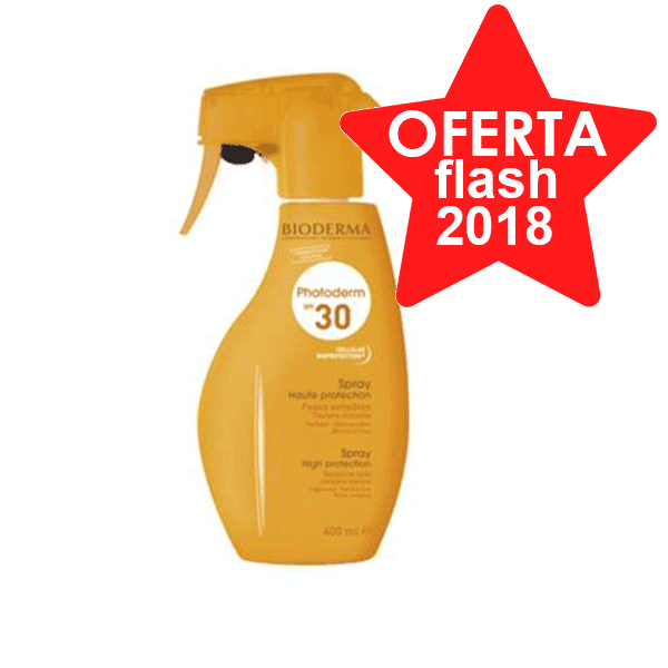 Bioderma Photoderm Max Spray Familiar SPF30, 400 ml
