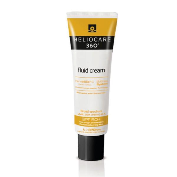 Heliocare 360 Fluid Cream, 50 ml