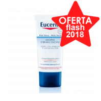 Eucerin Atopic Crema Facial, 50 ml