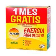 Supradyn Activo, 90 comprimidos + 30 de REGALO ! Farmaconfianza