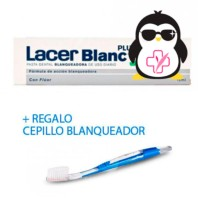 LacerBlanc Plus Pasta Dental Blanqueadora d-Menta, 75 ml. ! Farmaconfianza