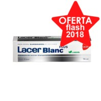 LacerBlanc Plus Pasta Dental Blanqueadora d-Menta, 125 ml. ! Farmaconfianza