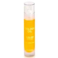 Soivre Aceite Seco Golden Oil Sublime para rostro, cuerpo y cabello, 50 ml   Farmaconfianza