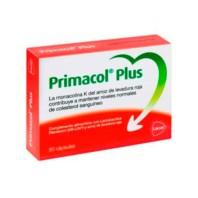 Primacol Plus Arroz de Levadura Roja, 30 cápsulas